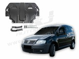 Volkswagen Caddy III2006-2015 all (w/o heating system)